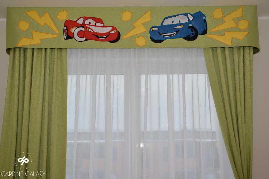 шторы тачки